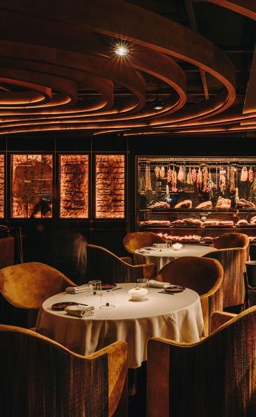 Leña Restaurant Elegantly Conjures the Primitive Pleasure of Charcoal Grilling in Marbella