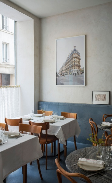 Pianoterra: A Restaurant in Conversation with the Streets of Paris