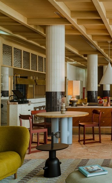 The Revamped PURO Kraków Old Town Hotel Celebrates Local Arts & Crafts