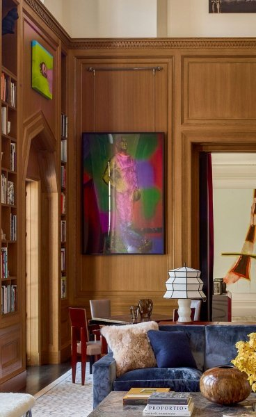 Rowdy Meadow: Peter Pennoyer Channels the Spirit of Czech Cubism in an Art & Design-Filled Country House