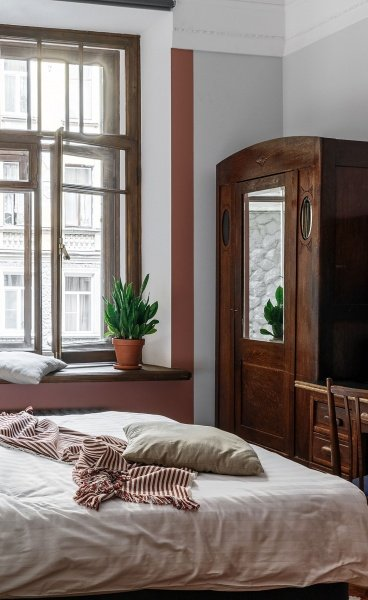 A Century-Old Building in St. Petersburg is Transformed into a Modern yet Nostalgic Hotel