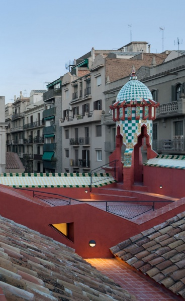 Antoni Gaudí's Casa Vicens Opens its Flamboyant Doors to the Public After 130 Years
