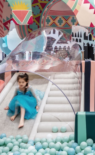 A Child's Imagination Turned Destination at Shanghai's Neobio Restaurant