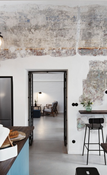 Long Story Short: A Historic Fort Becomes a Hostel in Olomouc, Czech Republic