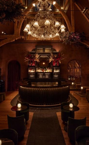 Take Me to Church: Fotografiska's Chapel Bar in New York Opens its Doors to a Congregation of Bon Vivants and Culturati