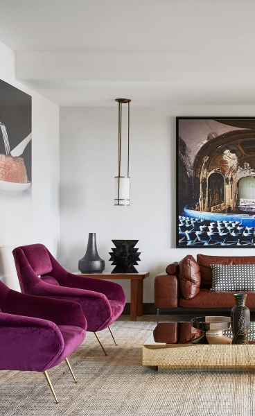 The Timeless Luxury of Grace Apartment in Monaco by Humbert & Poyet