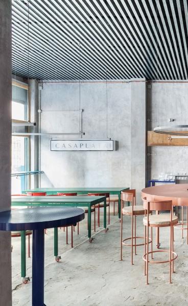 Channeling Giorgio Morandi in Seville's Casaplata Restaurant