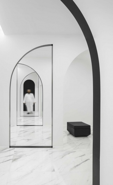 The Sculptural Spirituality of Colinas do Cruzeiro Islamic Cultural Centre