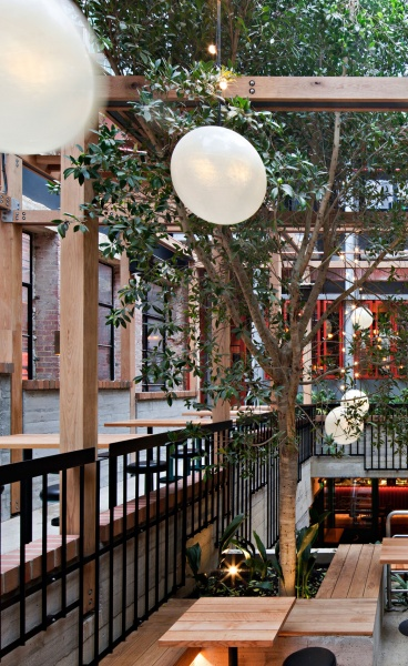 The Welcoming City Oasis of the Garden State Hotel in Melbourne