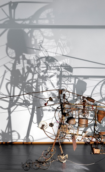 Machine Spectacle: Jean Tinguely at the Stedelijk in Amsterdam