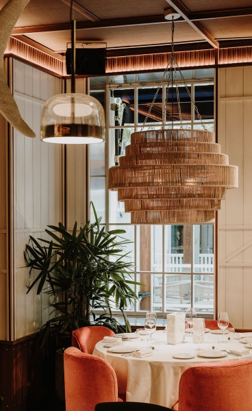 Lobito de Mar Restaurant in Madrid Channels the Malaga Coastline with Eclectic Finesse