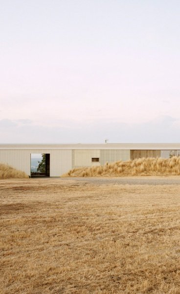 The Longhouse: Living, Working and Entertaining under the Same Roof in Rural Australia