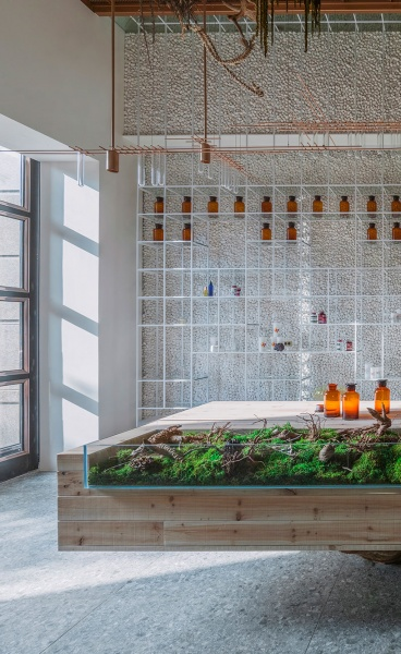 Feeling Better: Molecure Pharmacy in Taiwan by Waterfrom Design