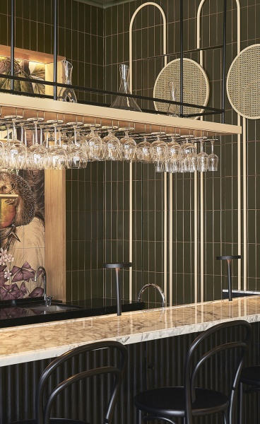 Oxalis Restaurant Brings a Taste of the French Countryside to Shanghai