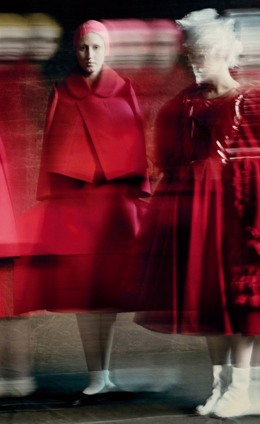The Art of the In-Between: Rei Kawakubo's Work at the Met