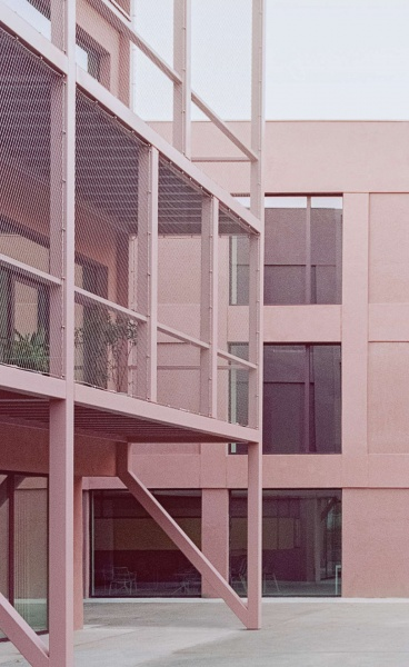 A 1960s Turin School is Transformed into a Local Landmark by BDR Bureau
