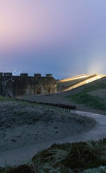 Bjarke Ingels Group Transforms a WWII Bunker into a Cultural Experience on Denmark's West Coast