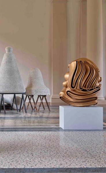 Tony Cragg's Unnatural Selection at Hessisches Landesmuseum Darmstadt