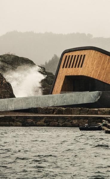 """""""Under"""" the North Sea: Snøhetta Reinvents the Underwater Restaurant"""