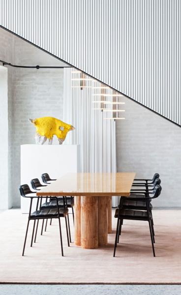 David Thulstrup Reclaims a Century-Old Heritage Building in Copenhagen for Vipp
