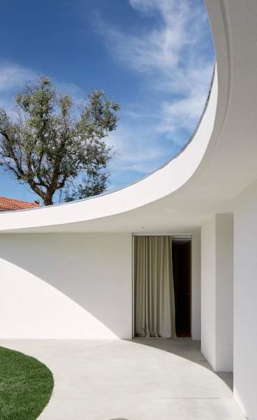 Casa Ansião by Bruno Dias Arquitectura in Central Portugal