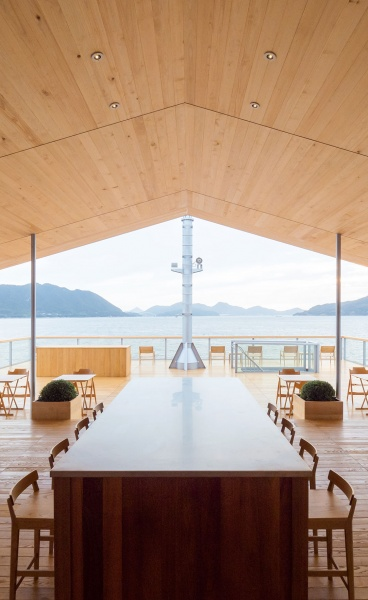 Cruising Japan's Seto Inland Sea Aboard the Luxury Floating Hotel, Guntû