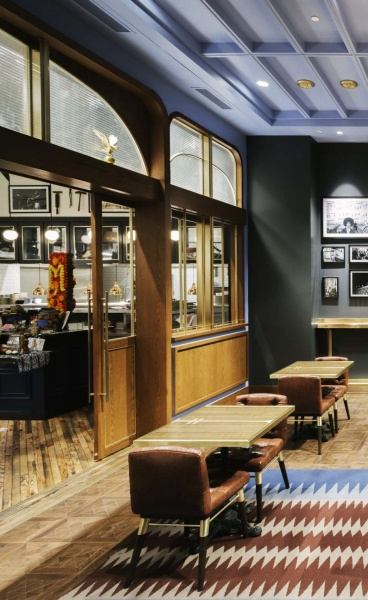 Marcus Restaurant Serves a Homey Atmosphere in Cosmopolitan Washington D.C.