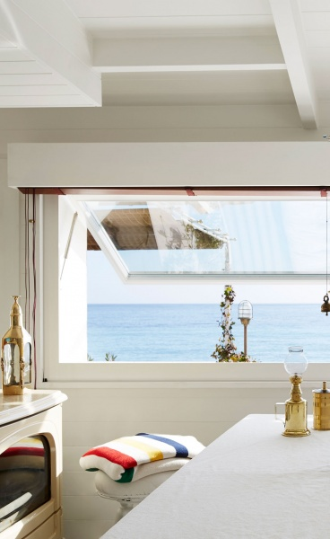 Setting Sail: The Nautical Luxury of a Mediterranean Cabin on the Italian Riviera