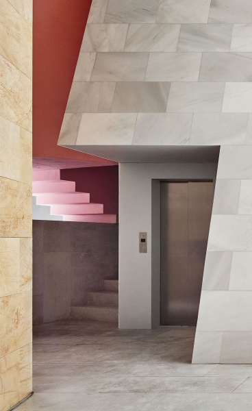 110 Rooms: A Modern Spin on Barcelona's Housing Block
