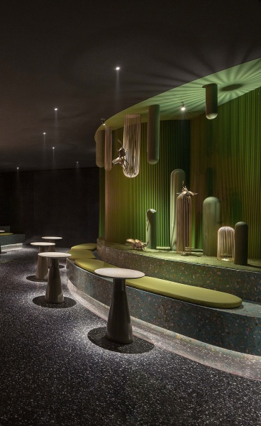 A Wondrous Spa by Leaping Creative Targets a Young Audience in China