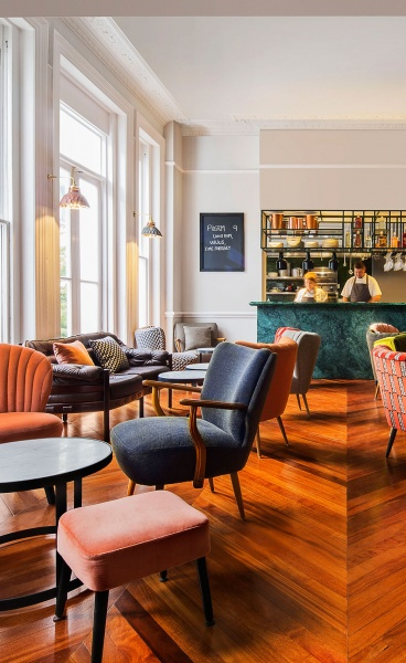 The Pilgrm hotel in Paddington, London: A Victorian Venue of Avant-Garde Hospitality