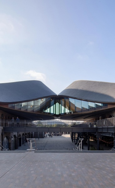 Coal Drops Yard: A Pair of Victorian London Warehouses Find New Life as a Retail Destination