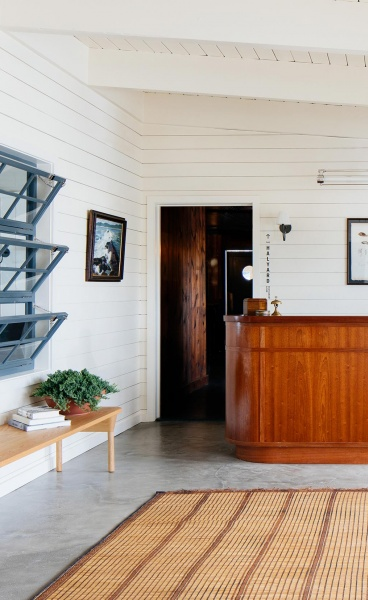 The Sound View Hotel: Mid-century Americana Meets Modern Travel in Greenport, Long Island
